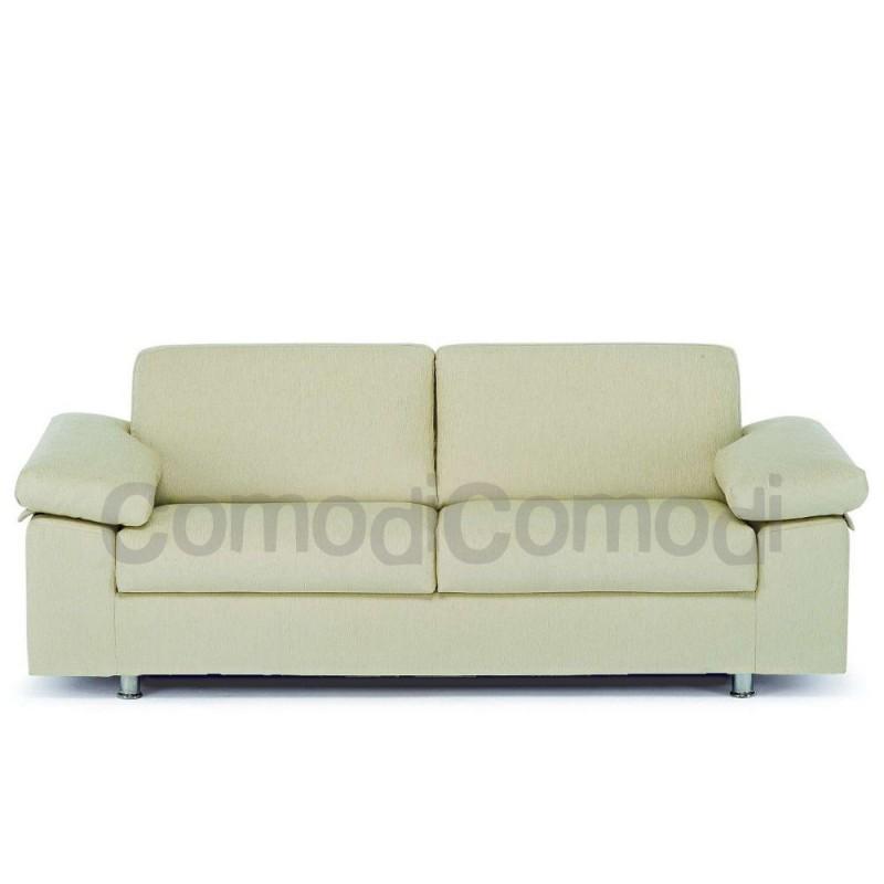 Borea divano letto 3p mat 140cm 2pieghe - Divano letto gemellare ...