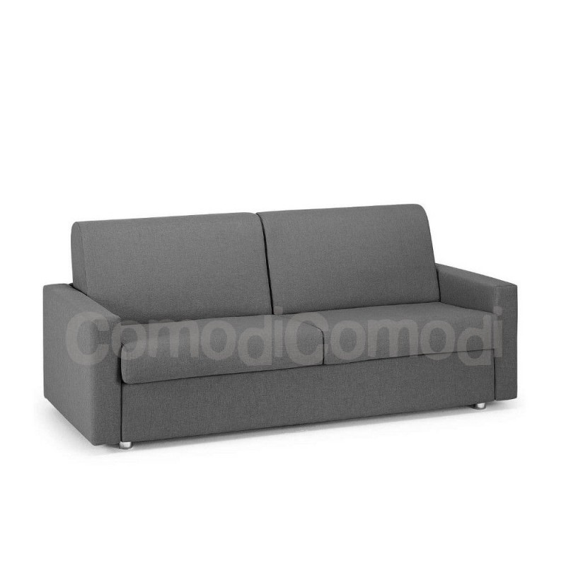 Idea divano letto gemellare 2 letti singoli mat 70cm for Divano letto ribaltabile