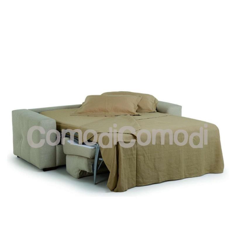 Eureka divano letto 2p mat 120cm ribaltabile for Divano letto ribaltabile