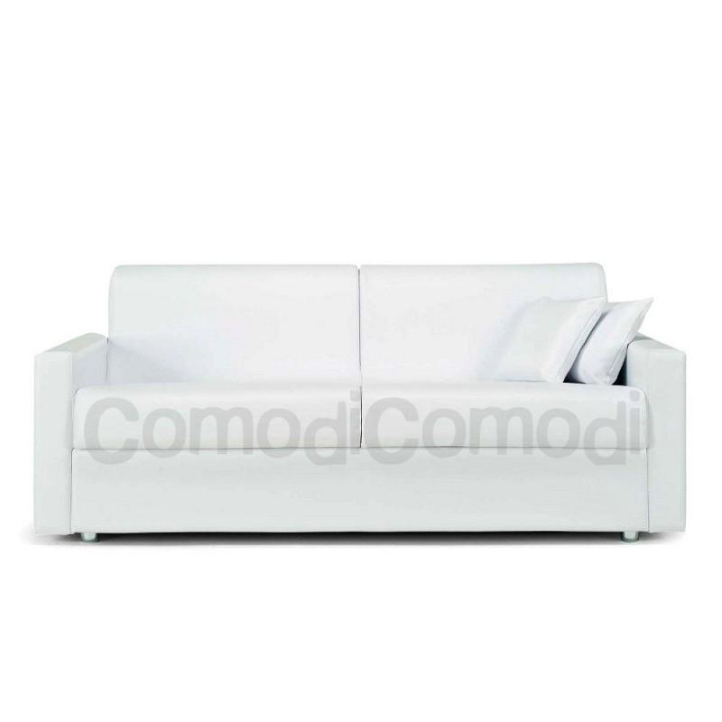 Idea divano letto 3p mat 140cm ribaltabile for Divano letto ribaltabile