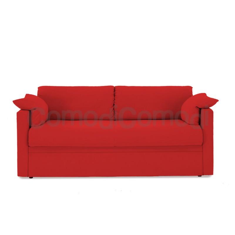 Medusa - Letto estraibile - divano doppio letto - Mat. H 20cm - L 190cm