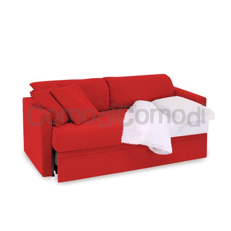 Medusa letto estraibile divano doppio letto mat h for Doppio letto estraibile