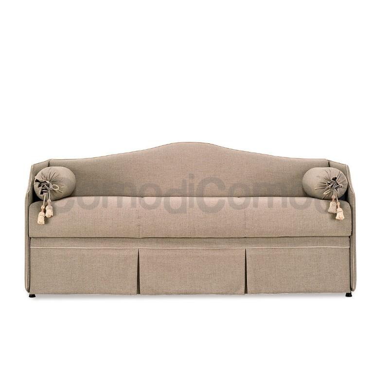 Chimera letto estraibile divano doppio letto mat h - Letto doppio estraibile ...