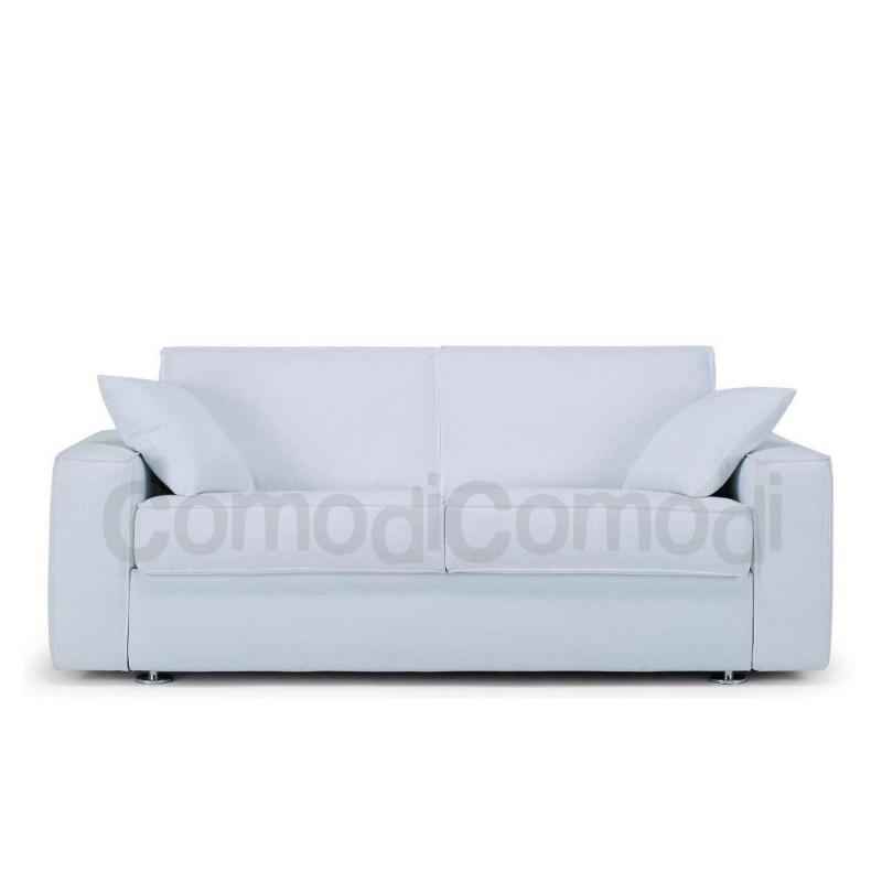Artemide divano letto 3p max mat 160cm ribaltabile for Divano letto ribaltabile