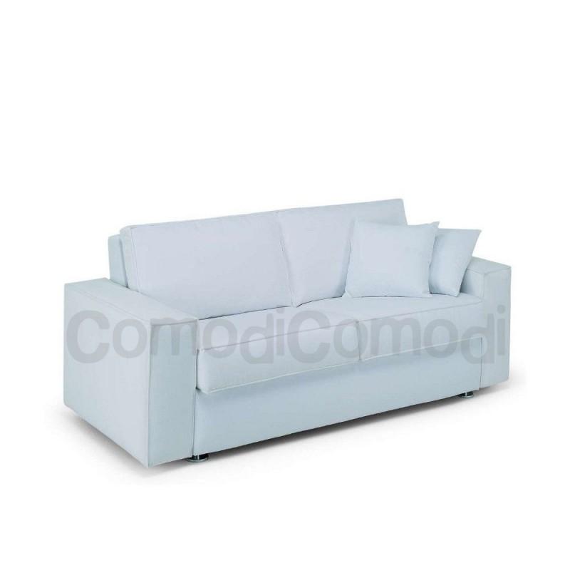 Artemide - Divano letto 3p max - Mat 160cm - ribaltabile