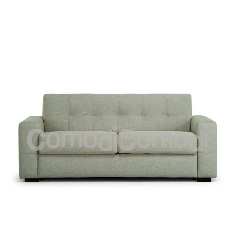 Eureka - Divano letto 3p max - Mat 160cm - Ribaltabile
