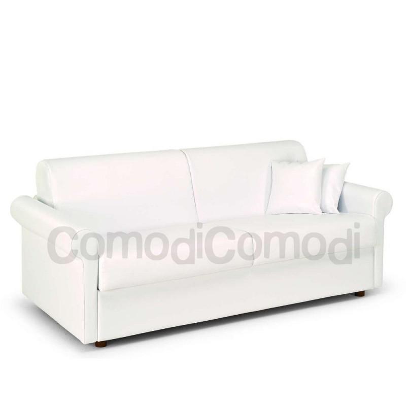 Ermes - Divano letto 3p max - Mat 160cm - Ribaltabile