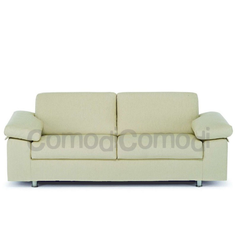Borea - Divano letto 3p max - Mat 160cm - 2pieghe