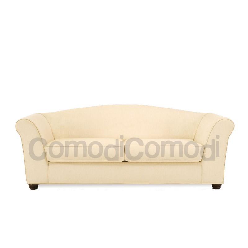 Tecla divano letto 2p mat 105cm 2pieghe - Divano letto gemellare ...
